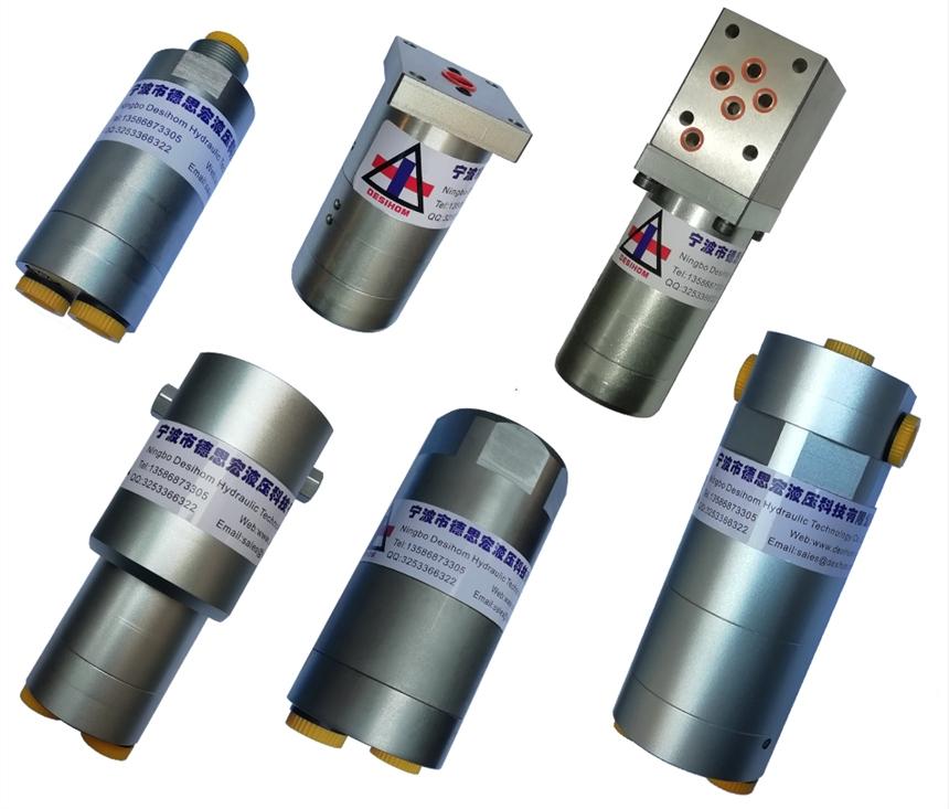 新液压增压元件-德思宏连续增压器升压阀