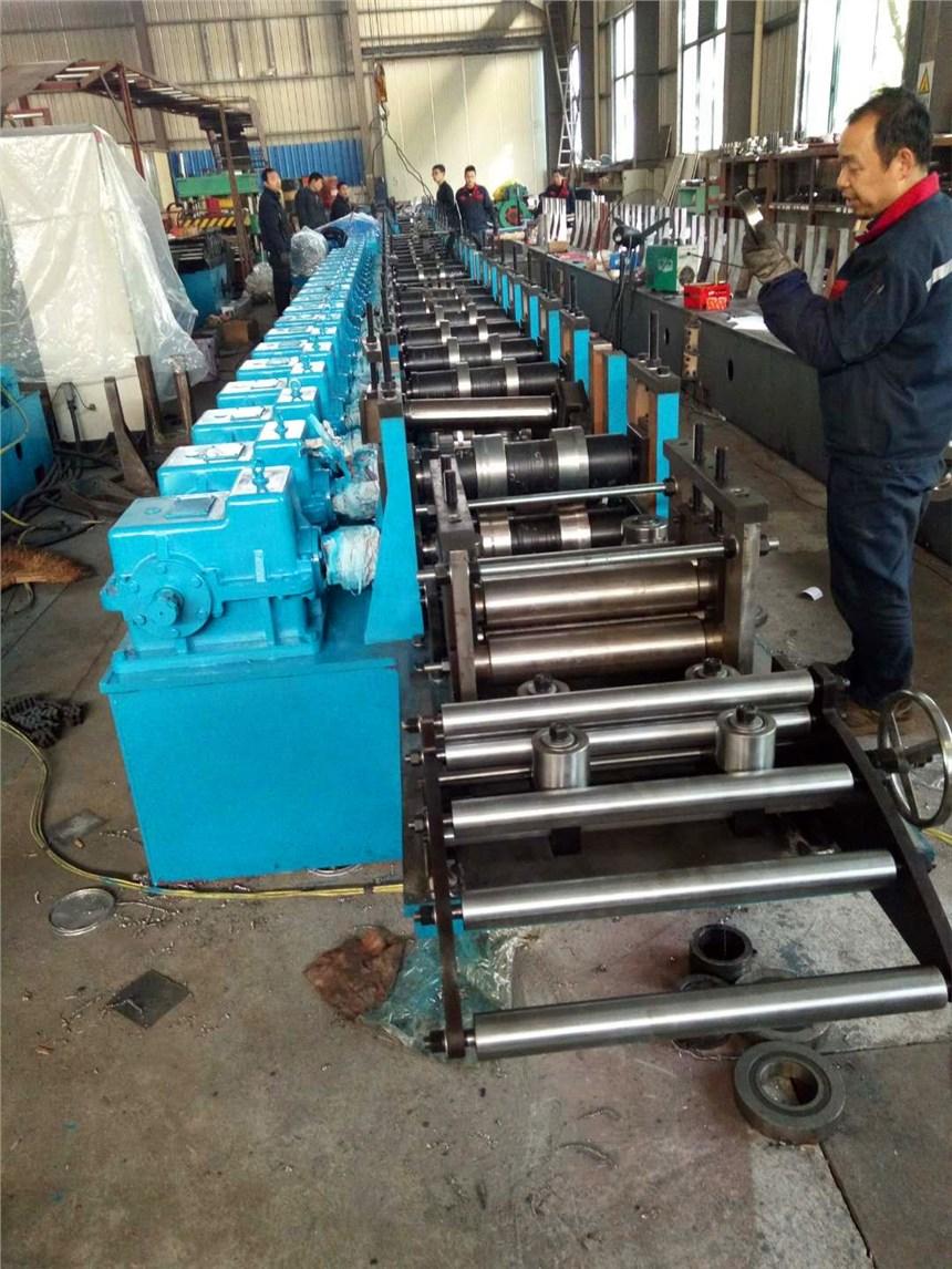 电缆桥架冷弯自动化生产线厂家