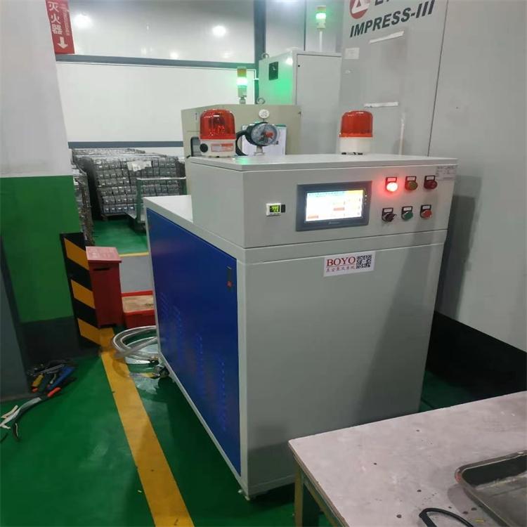 压铸机抽真空机BYSY40B适用于500T通用型采用进口泵浦人机交互界面