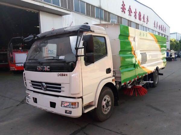 自贡5吨扫路车可靠的
