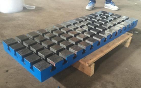 宜昌铸铁定盘铸铁基础平台铸铁平台厂家现货供应