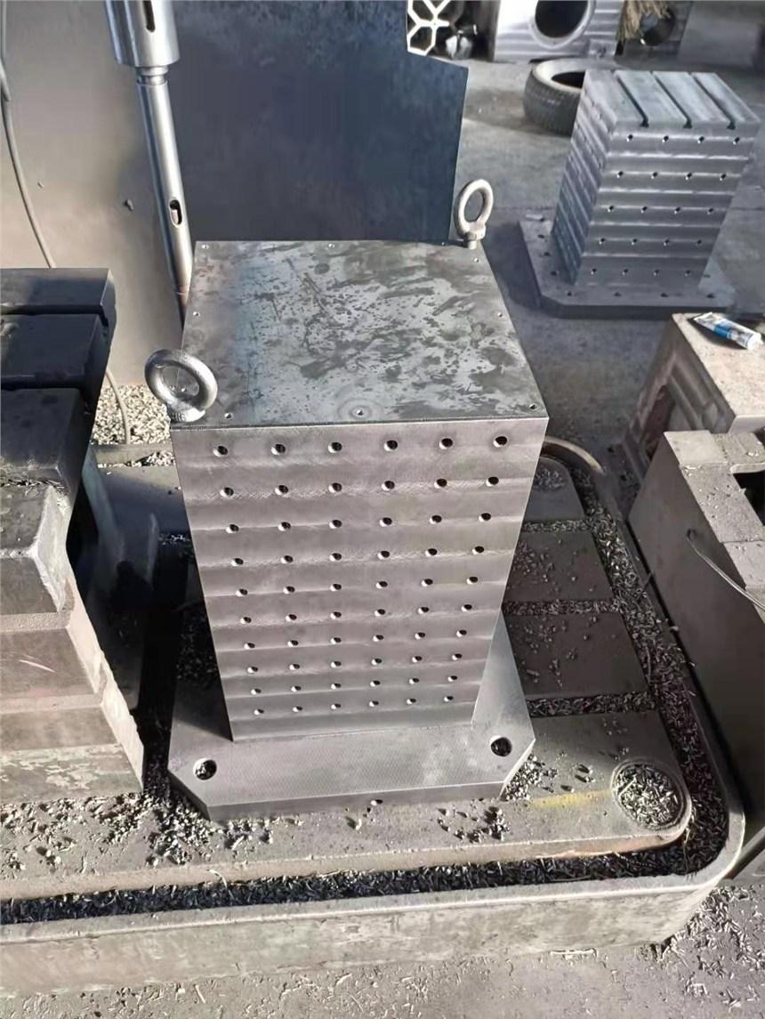 香港西城800*800鑄鐵方箱工裝夾具