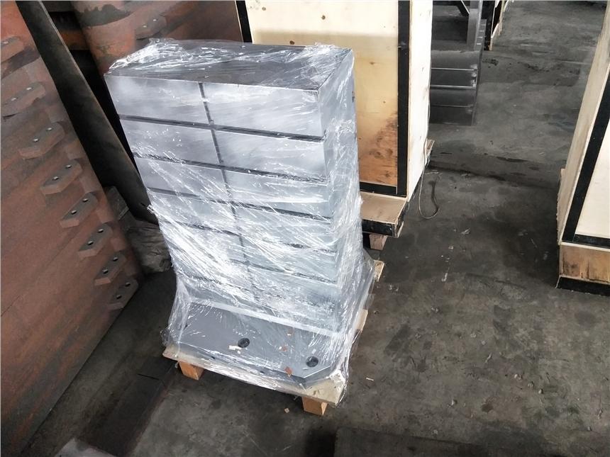 甘肃白银500*500铸铁方箱设计定制