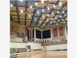 音乐厅吸声玻纤天花板酒店通道玻纤吸声吊顶板一平方价格