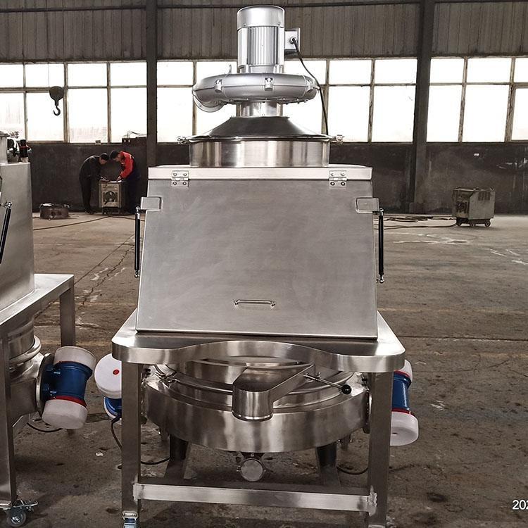 烏蘭察布 人工投料站 不銹鋼無塵投料站 醇酸樹脂無塵投料站 小料粉體物料投料機