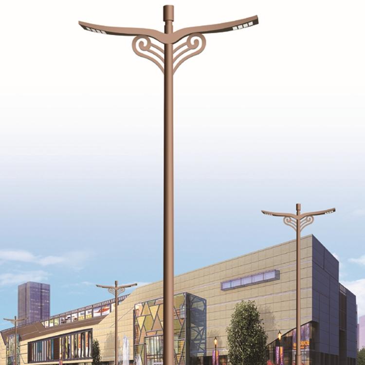 黑龍江LED太陽能路燈7米鎮政府道路照明專用路燈款式新穎價格優惠