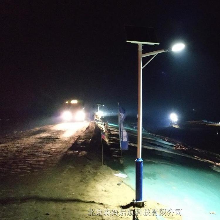 安装维修太阳能路灯  提供灯头灯杆配件工厂直销