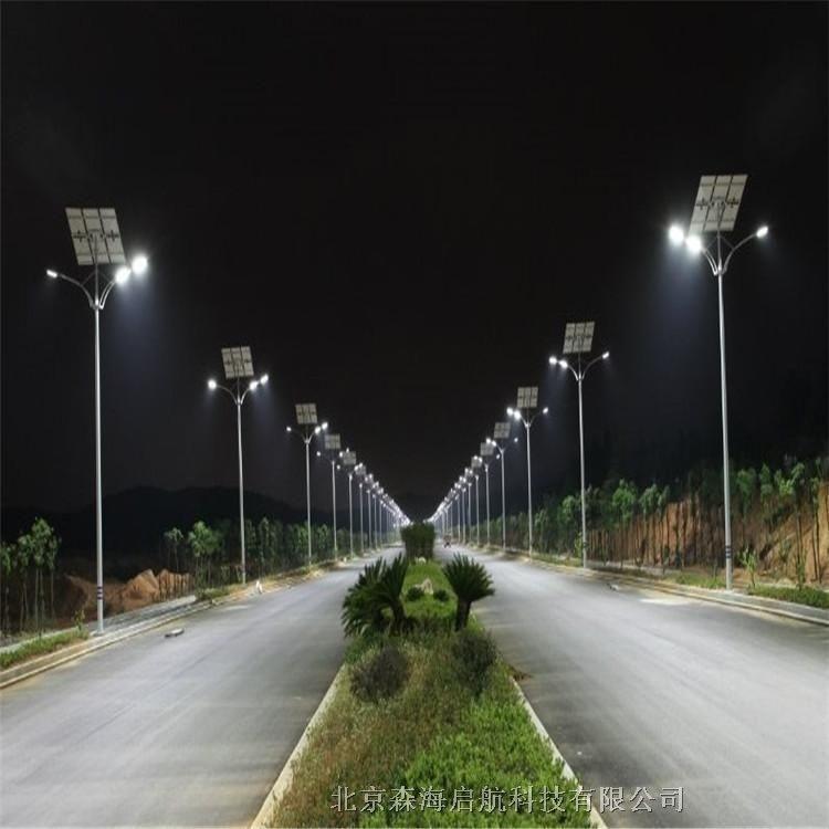 太阳能LED路灯 小区公园道路改造 价格优惠 低电压 使用安全