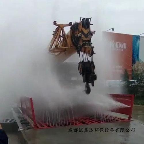 四川成都建筑工地洗轮机设备工程洗车机车辆冲洗平台生产商厂家批发
