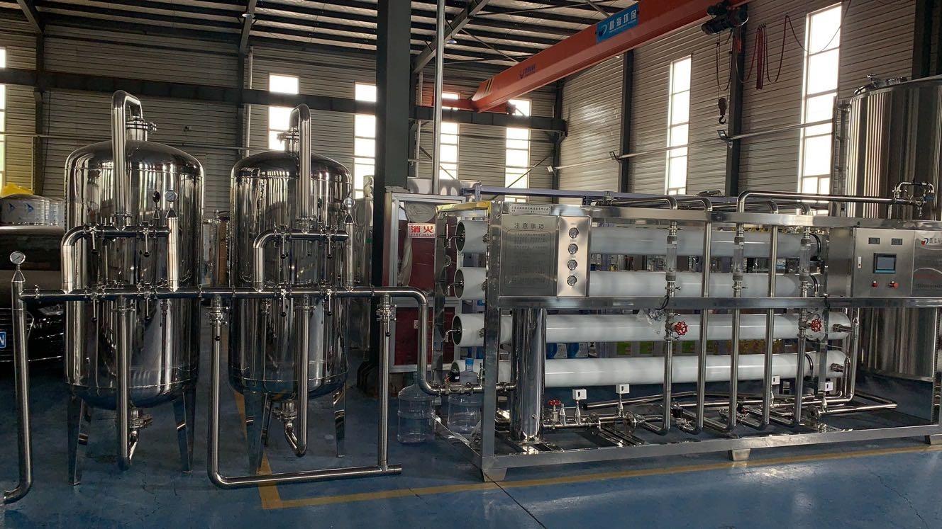 昌海水处理一级反渗透设备