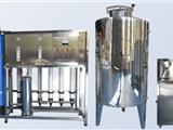 全自動桶裝水灌裝生產線設備