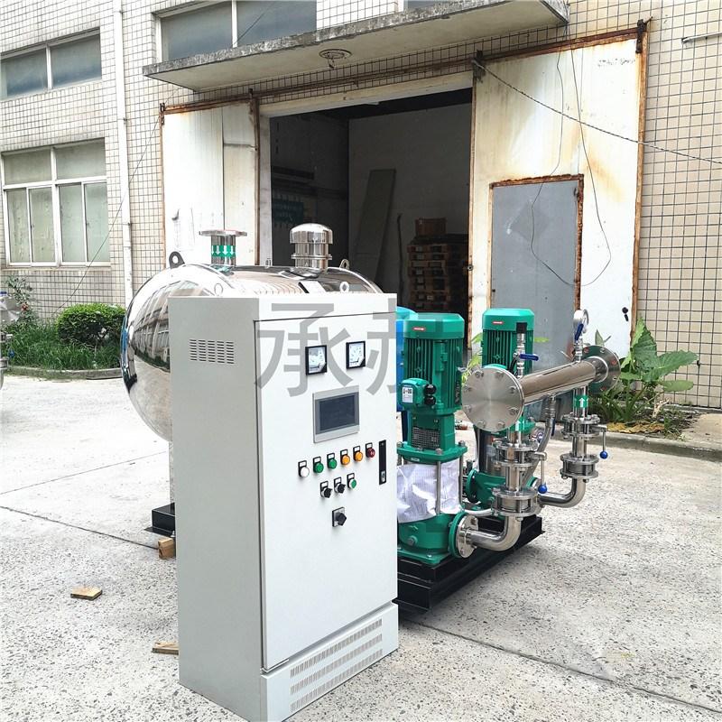 进口威乐水泵MVI1603生活用水变频增压泵自动恒压供水设备