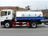 四川東風天錦12噸灑水車價格多少