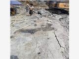 (采石场静态挖掘硅石裂石器破石设备咨询?#34892;?---(新闻)
