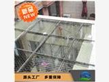 一樓庭院陽光房防砸網底層遮陽雨棚預防高空墜物攔截網鋼絲網幼兒園樓梯防護網窗戶防護網