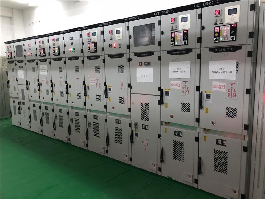 香港朝阳XGN450XGN375小型化高压开关柜功能完善,维护方便,