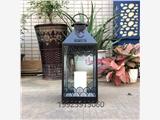 特色戶外落地風燈簡約日式歐式庭院草坪燈創意手提裝飾擺件燈玻璃景觀燈