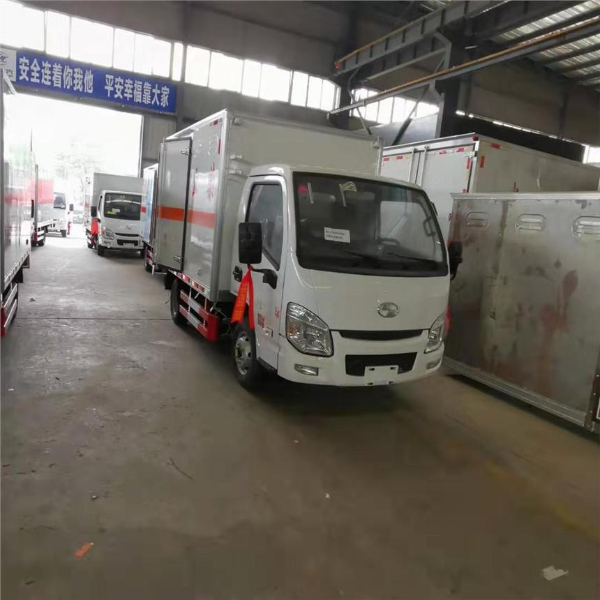 5米1瓦楞板危險品車廠家電話_5米1瓦楞板危險品車銷售價格