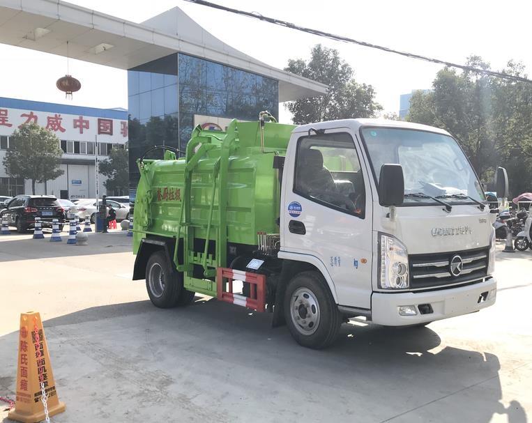青海海北厨房专用垃圾处理车品质保证