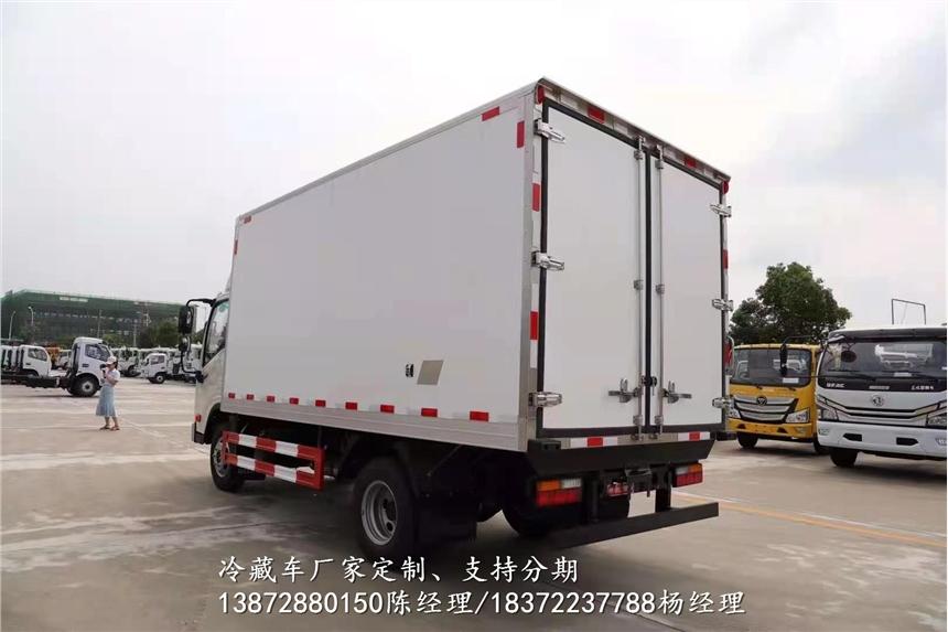金杯T30面包冷藏车专卖店地址_金杯T30面包冷藏车厂家电话