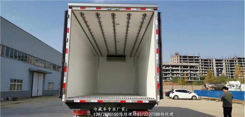 国六东风天龙KL前四后八冷链车代售点