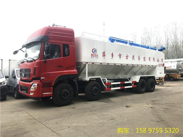 四轴的黑龙江饲料转运车有现车价格低