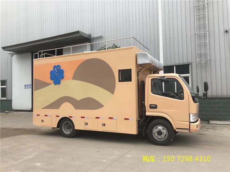 陕西售货车图片与价格厂家价格详情