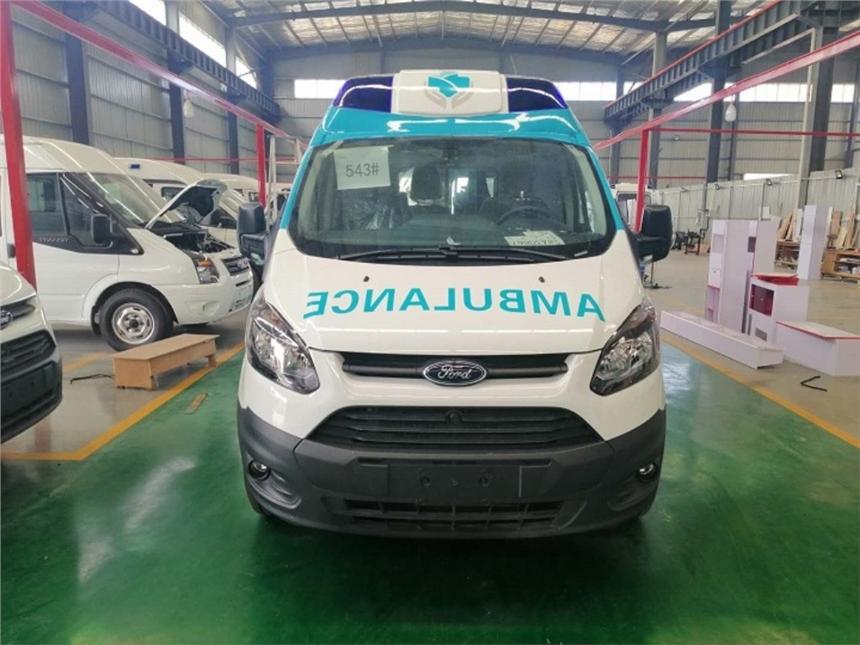 銅仁國六救護車價格