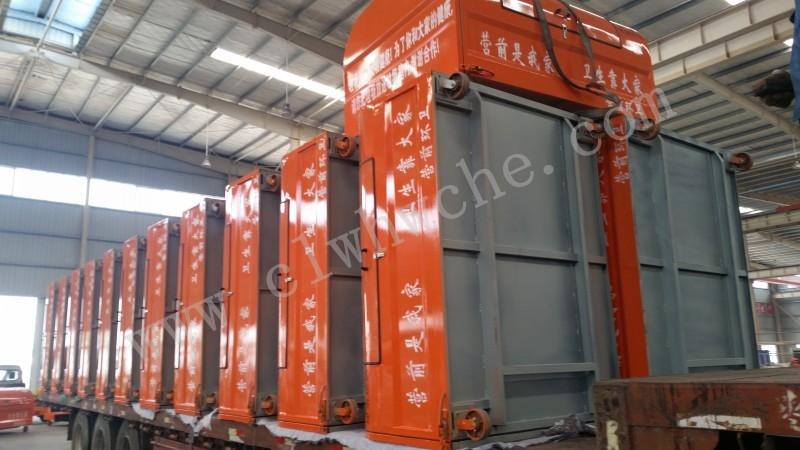 黑龙江15方垃圾车价格 厂家 报价