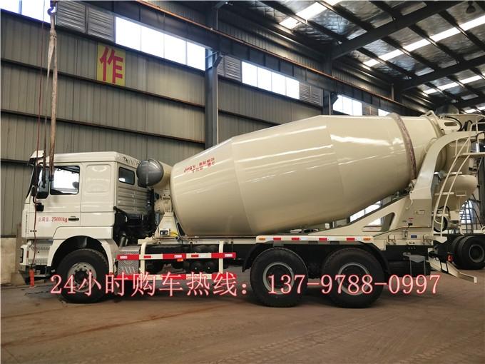 四川省凉山州前四后八搅拌车哪个厂家质量好混凝土运输车