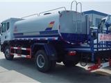 西藏阿里抑塵灑水車