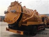 阿勒泰地区16吨清洗吸污车多少钱