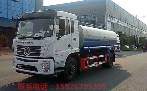 5噸送水專業車訂制