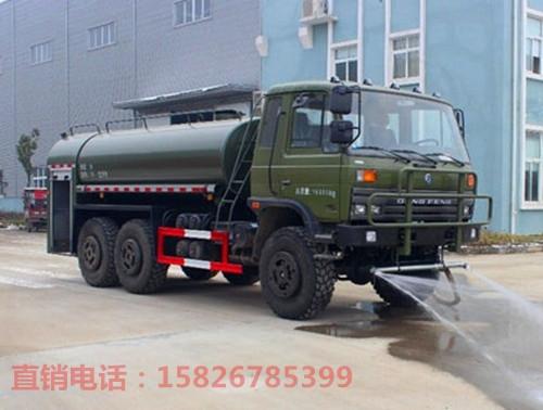 不銹鋼熱水運輸車訂制
