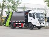 12噸壓縮式垃圾車私人找活