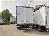 福建G9冷藏車改裝廠