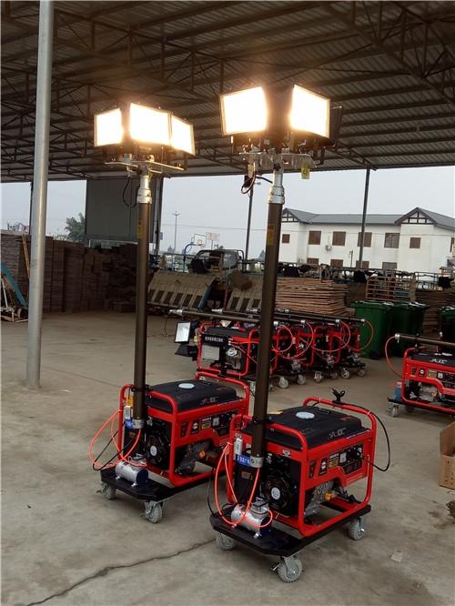 SFW6110B場地照明燈 自動升降工作燈