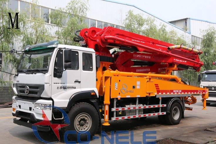 优质厂家 小型泵车 科尼乐集团值得信赖!