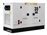 550KW济柴系列柴油发电机组多燃料