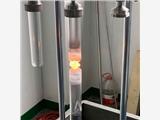 全自动石英玻璃管熔封设备 石英管真空旋转封口机
