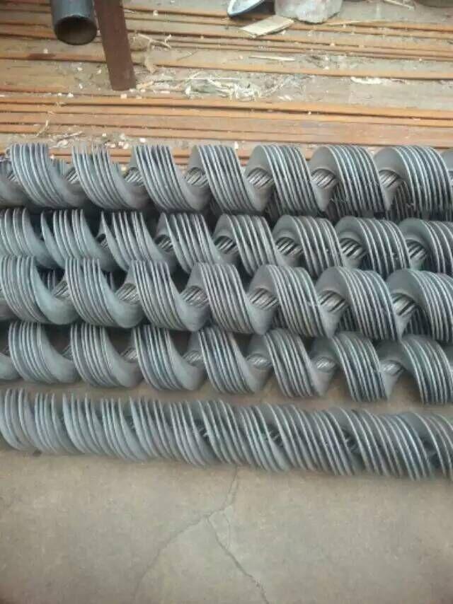 滄州螺旋葉片 碳鋼連續螺旋葉片