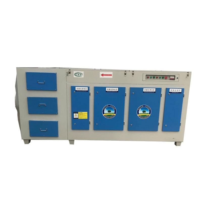 活性炭光氧一体机-环保设备-除臭废气净化处理设备-锦澄环保