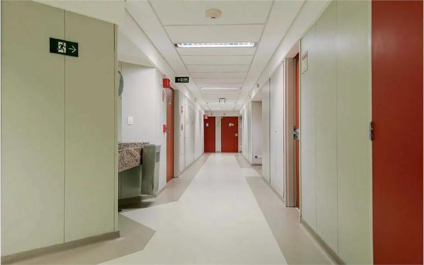 常州医院塑胶地板|PVC地板|地板施工安装