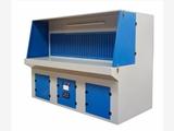 打磨抛光工作台  专业定制除尘打磨台  打磨工作台保养  有效解决粉尘问题  利尔环保