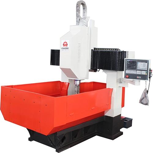 优质铸铁龙门数控钻床 可加装刀库内冷主轴 厂家定制高精度钻床