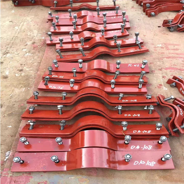D10.219S立管短管夹  管部吊架立管管夹