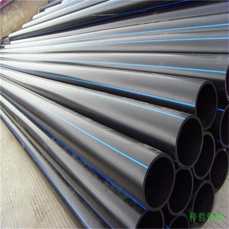 周口市PE燃气管带证生产制作及销售