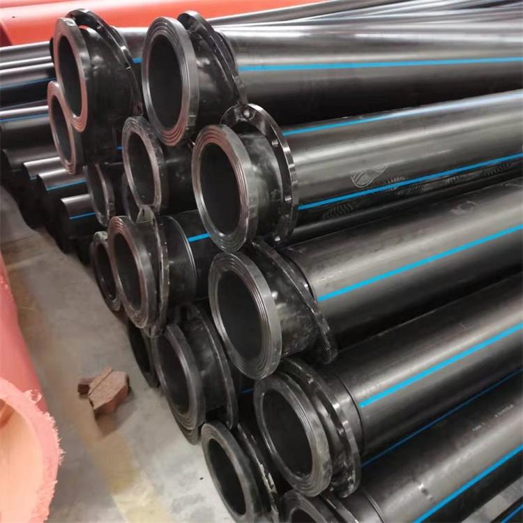 新乡市DN160HDPE高密度聚乙烯PE给水管生产工艺