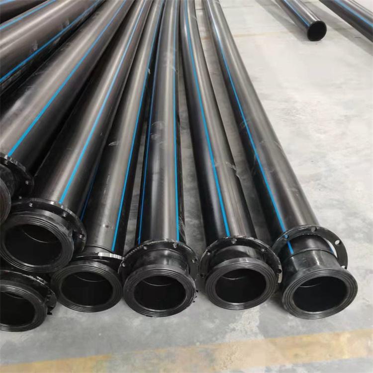 安徽DN75口径PE管PE给水管实体厂家