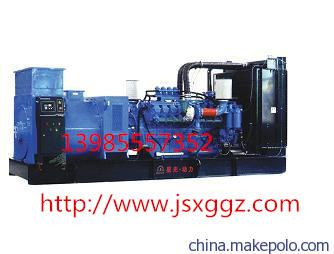 ''''重点项目玉柴系列柴油发电机组22XG-400GF